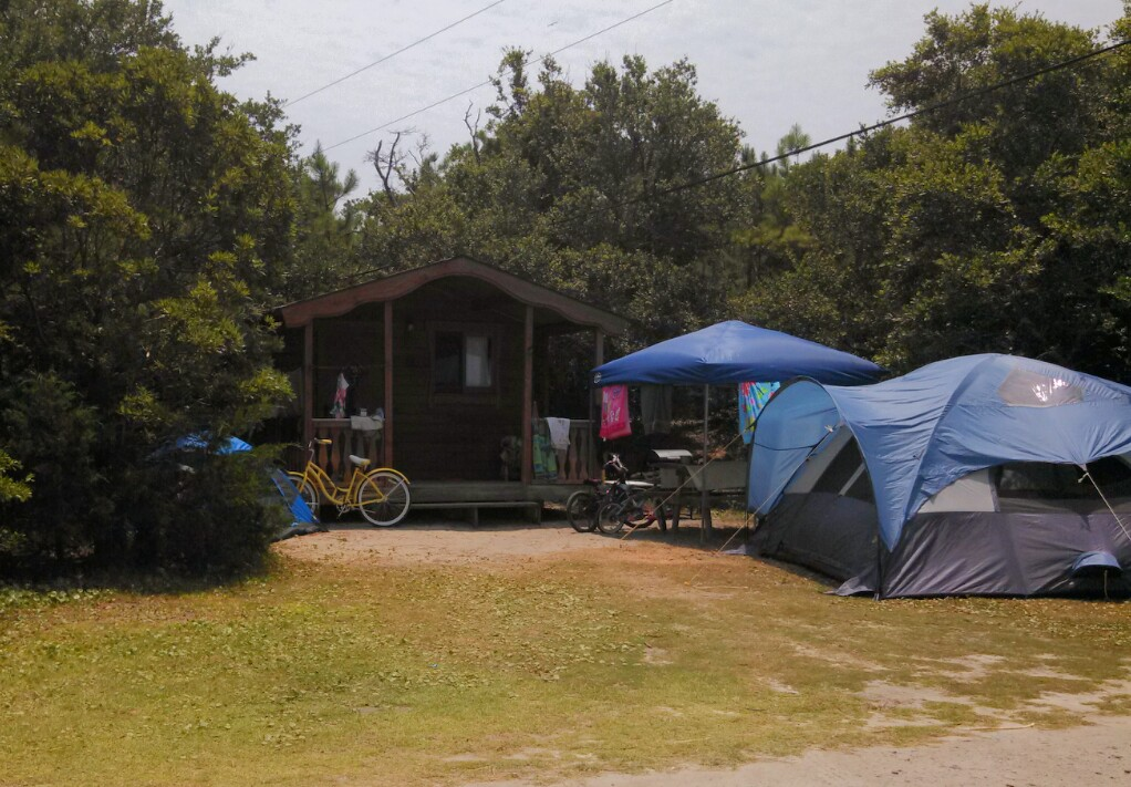 We do not offer permanent sites or yearly sites. & Frisco Woods Campground - Photos of our Camping optionsWe are ...